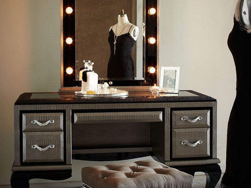 Vanity Tables With Mirror And Lights