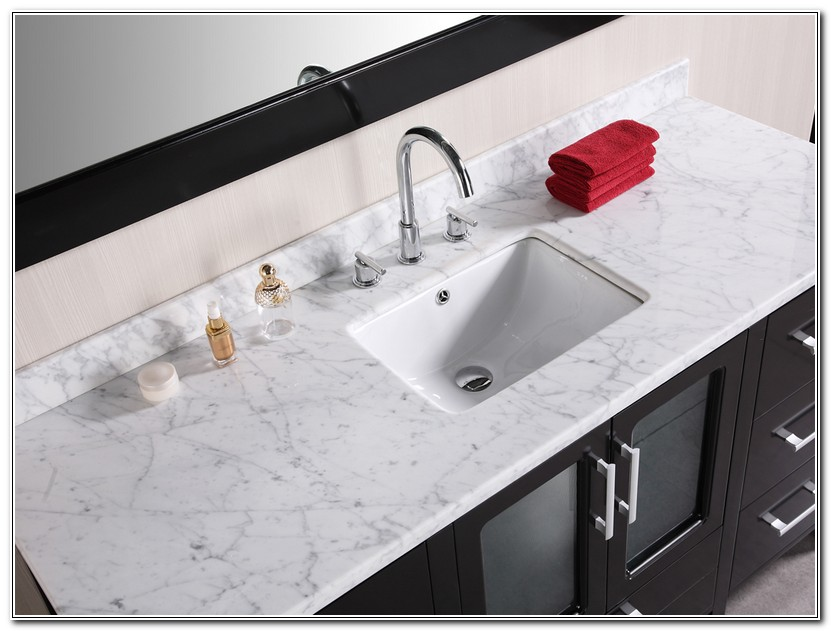 Vanity Tops For Bathroom Sinks