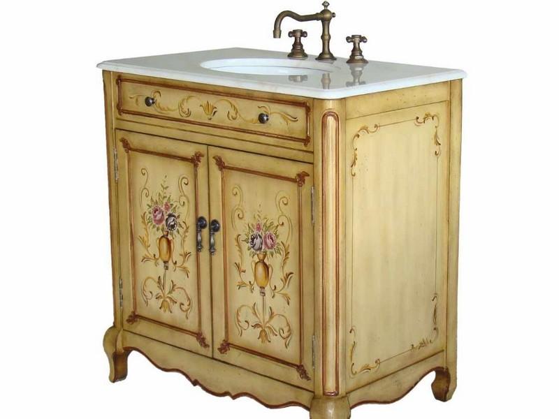 Victorian Bathroom Vanity Units