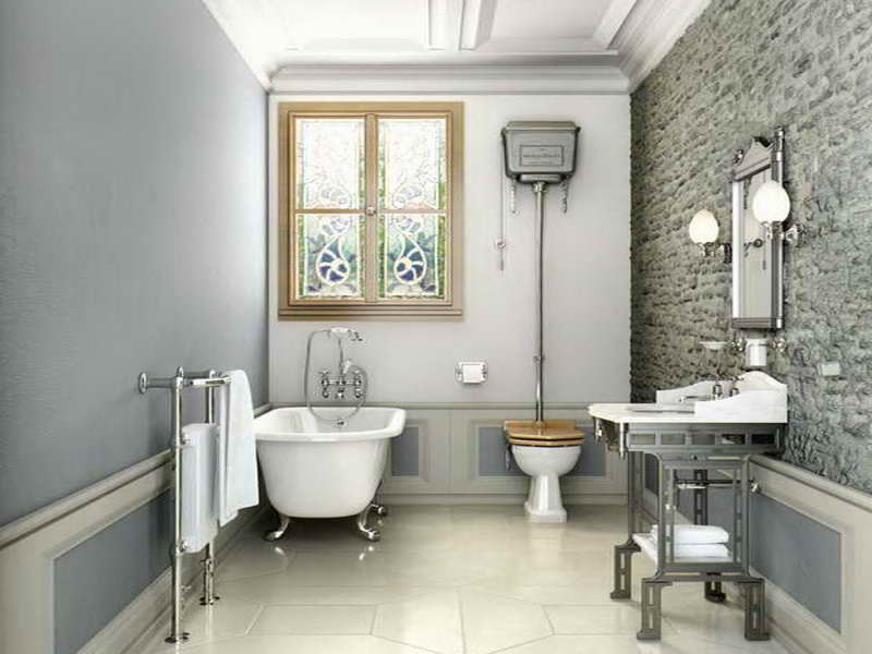 Victorian Bathrooms Decorating Ideas