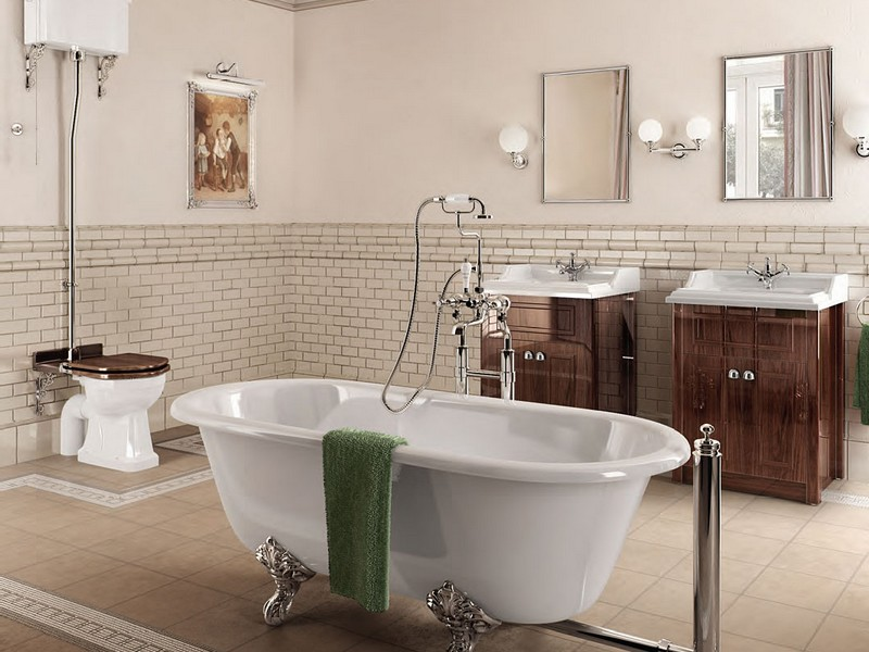 Victorian Bathrooms Images