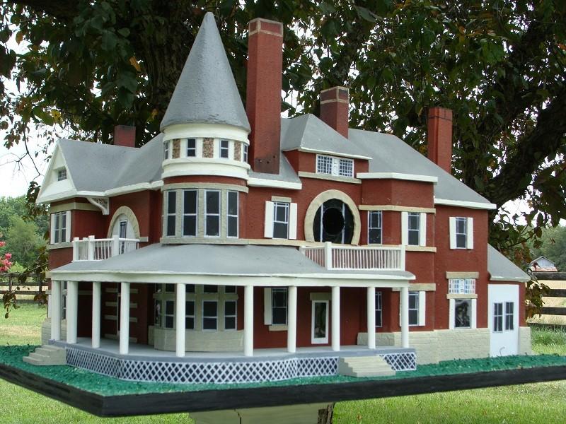 Victorian Birdhouses