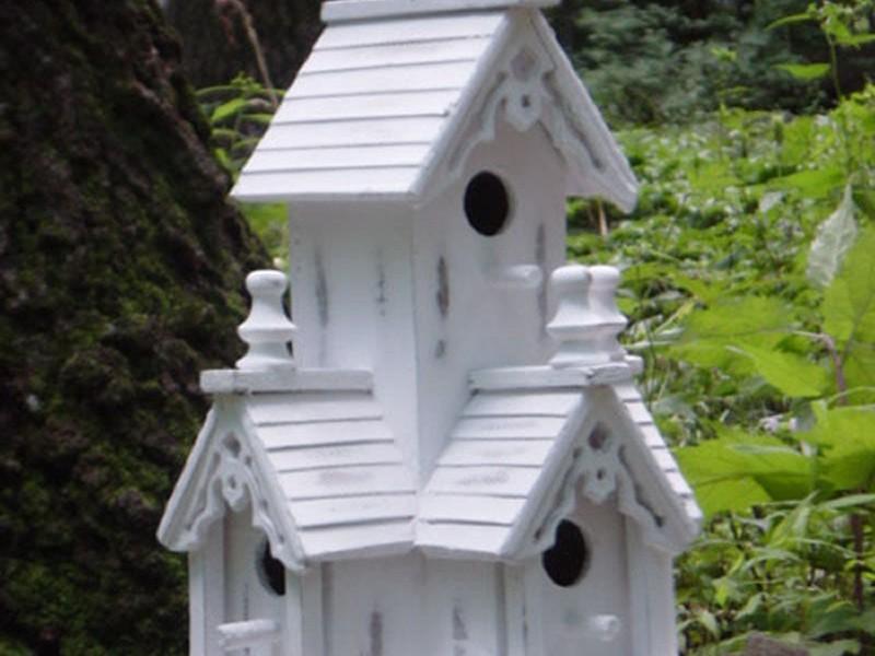 Victorian Style Bird Houses