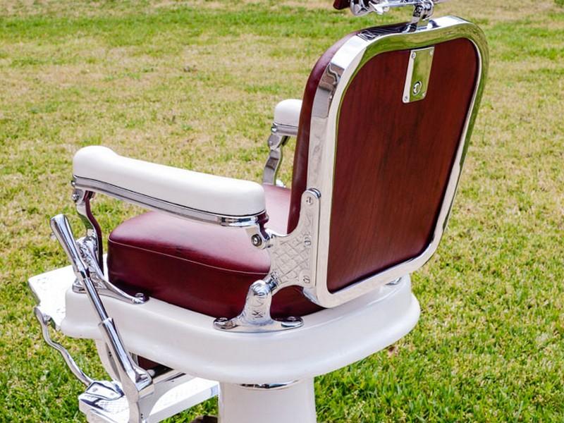 Vintage Barber Chairs Melbourne