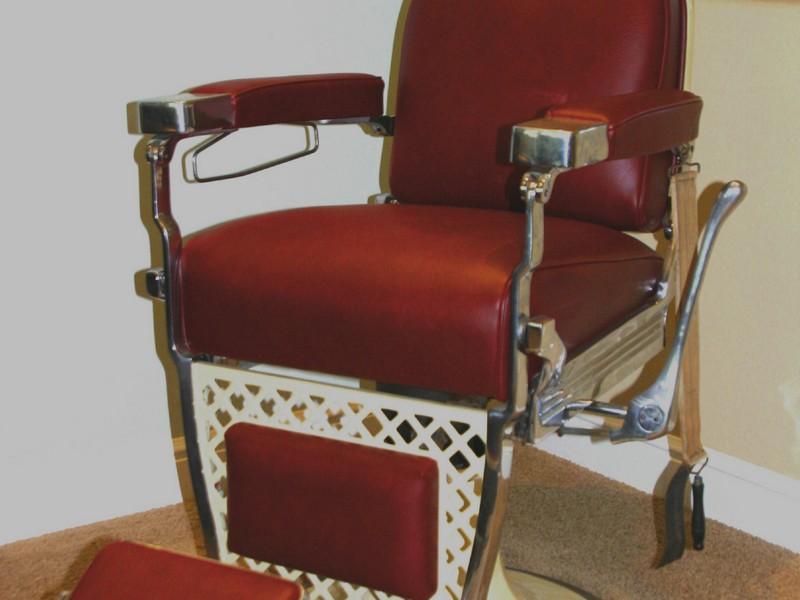 Vintage Barber Shop Chairs