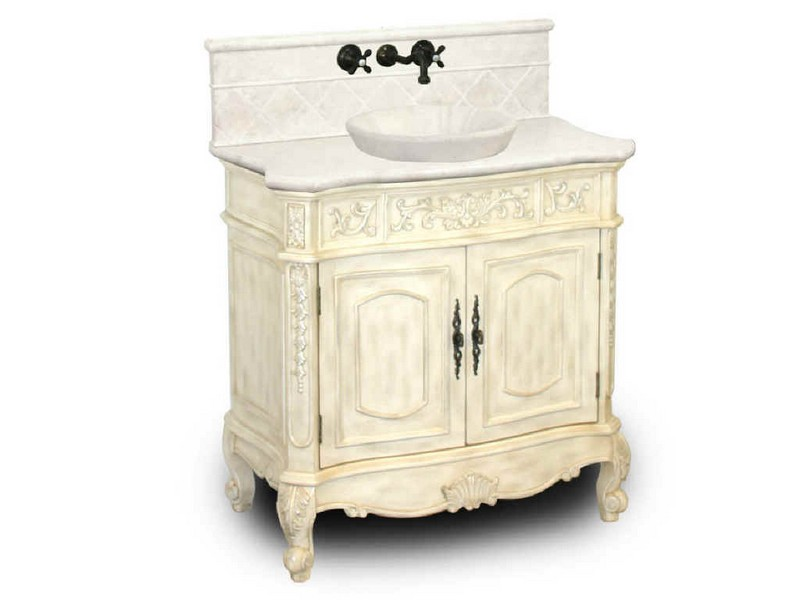 Vintage Bathroom Sinks And Vanities