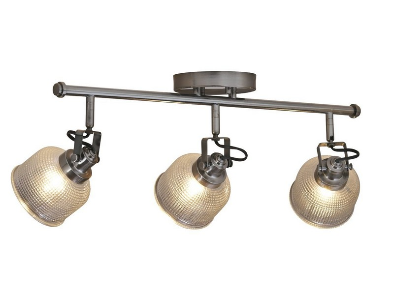 Vintage Industrial Track Lighting