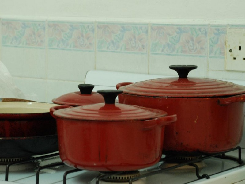 Vintage Le Creuset Colors