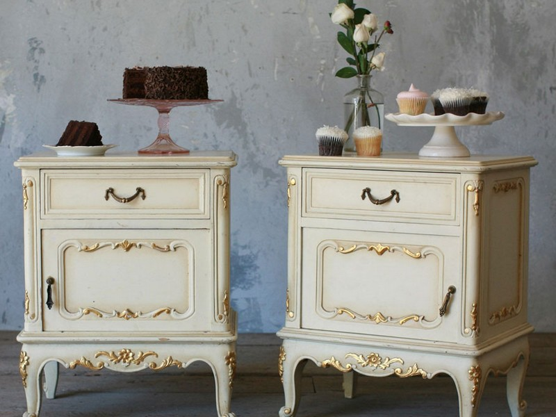Vintage Night Stands