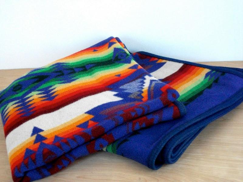 Vintage Pendleton Blankets