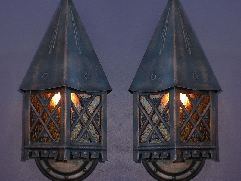 Vintage Porch Light Fixtures