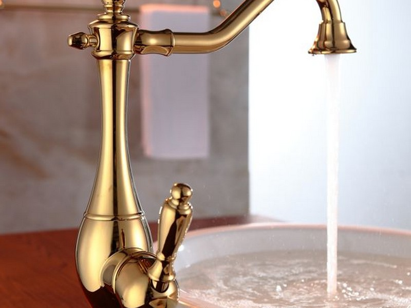 Vintage Style Bathroom Faucets