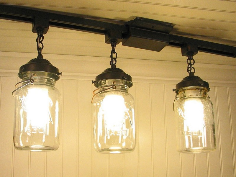 Vintage Track Lighting