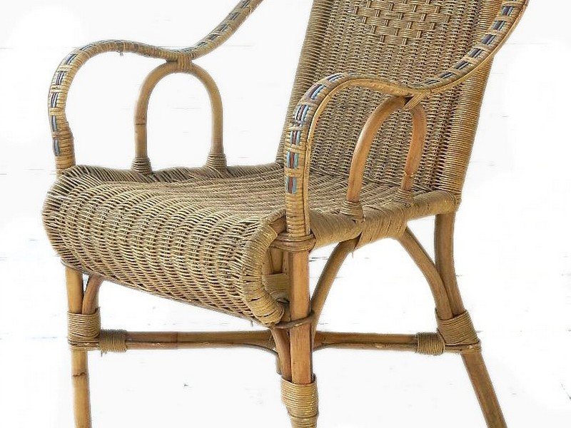Vintage Wicker Chairs Uk