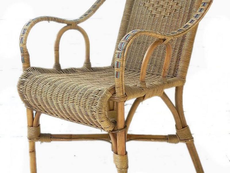 Vintage Wicker Chairs Uk