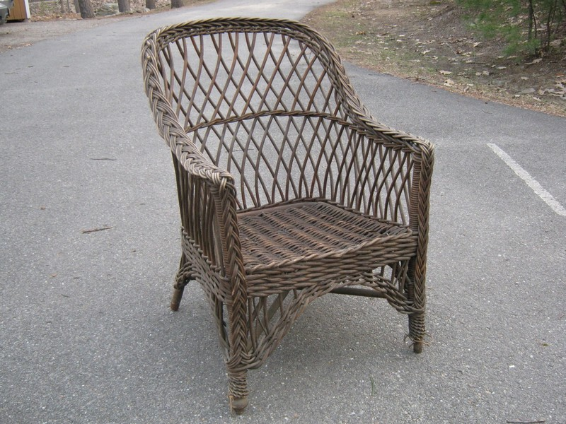 Vintage Wicker Chairs