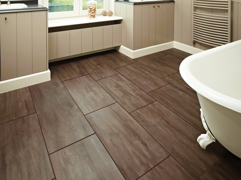 Vinyl Flooring Bathroom Ideas