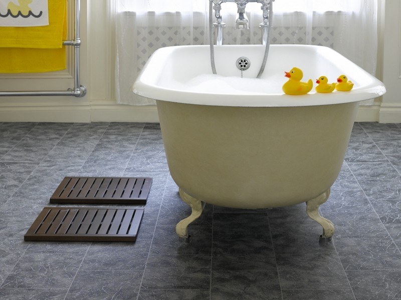 Vinyl Flooring For Small Bathroom