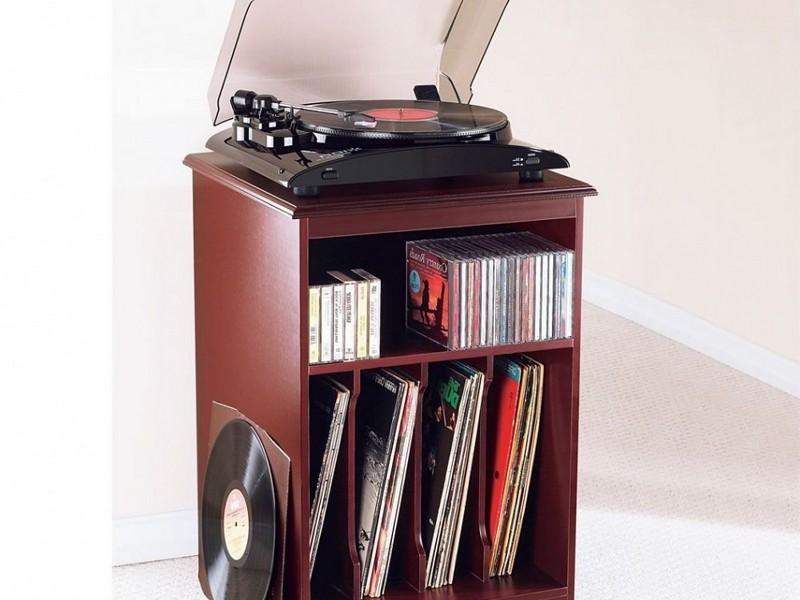 Vinyl Record Storage Furniture Uk