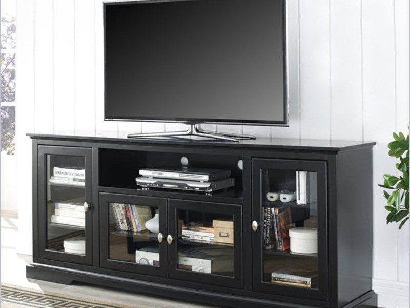 Walker Edison Tv Stand With Fireplace