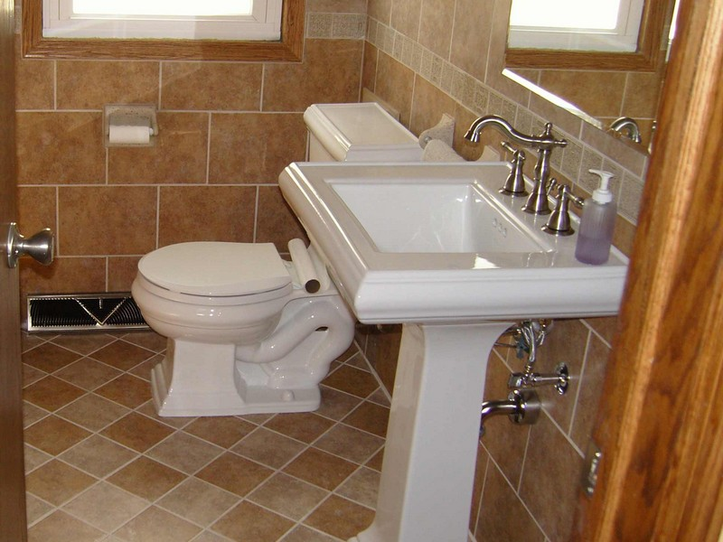 Wall And Floor Tiles For Bathrooms