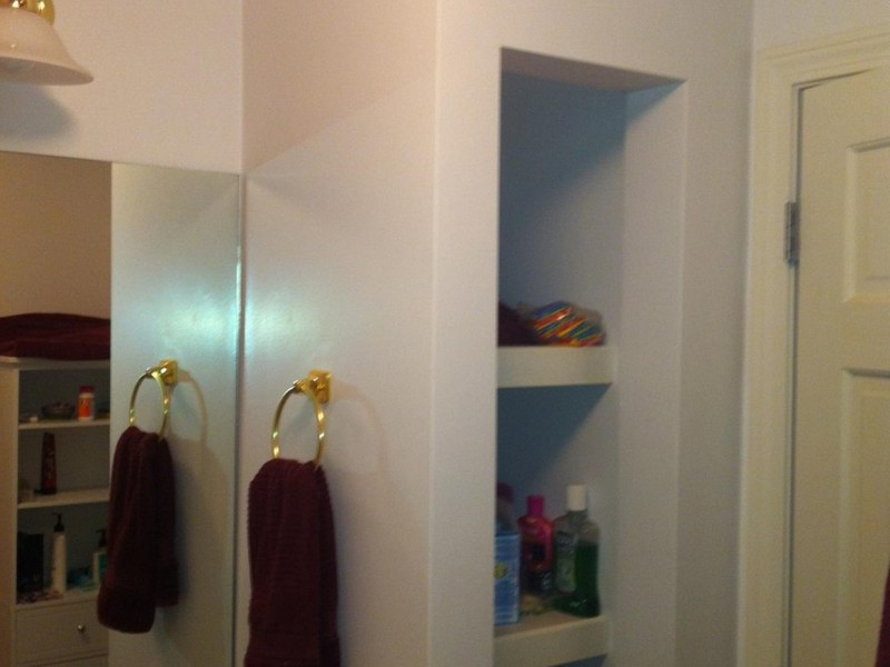 Wall Hamper Bathroom