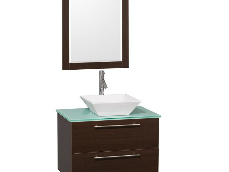 Wall Hung Bathroom Sink Cabinets