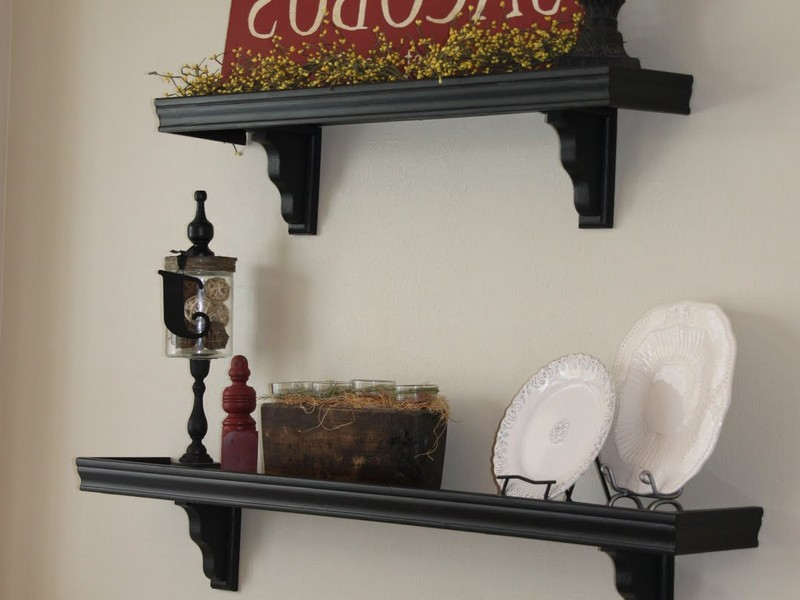 Wall Ledge Shelf