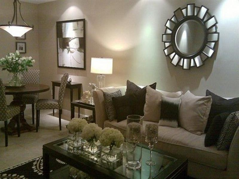 Wall Mirrors For Living Room