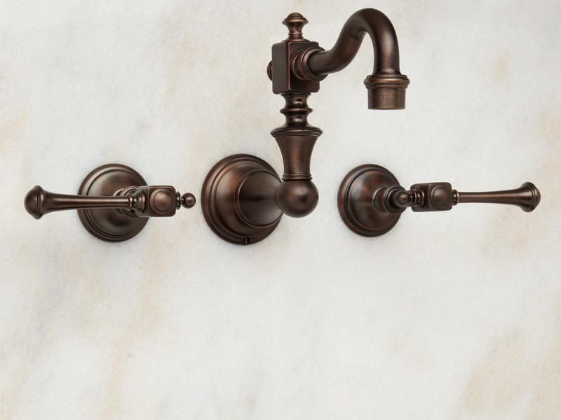 Wall Mount Bathroom Faucets Oil Rubbed Bronze