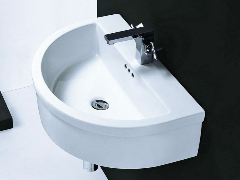 Wall Mount Bathroom Sinks Modern