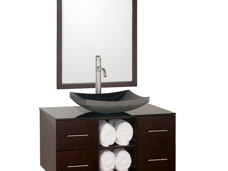 Wall Mount Bathroom Vanity Canada