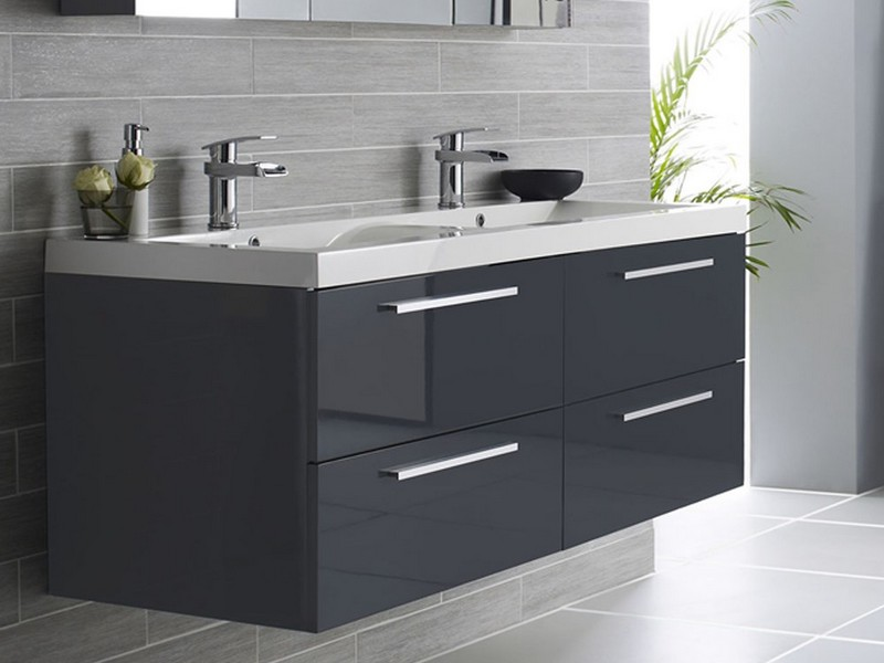 Wall Mounted Bathroom Sink Units