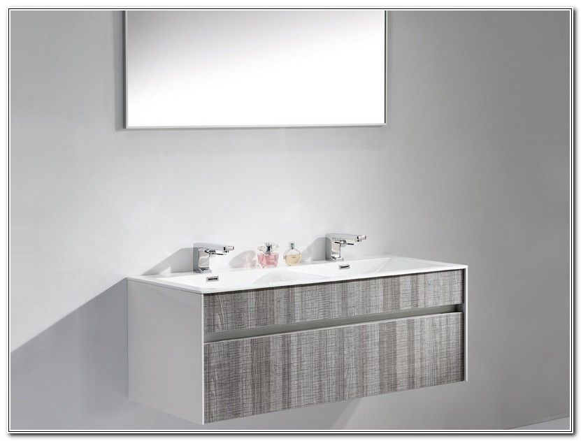 Wall Mounted Bathroom Sinks And Vanities