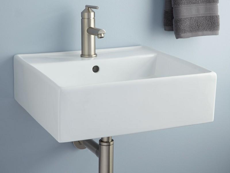 Wall Mounted Bathroom Sinks Modern