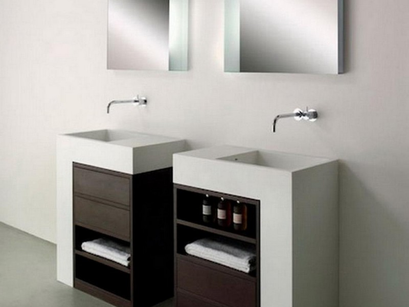 Wall Mounted Bathroom Vanity Mirror