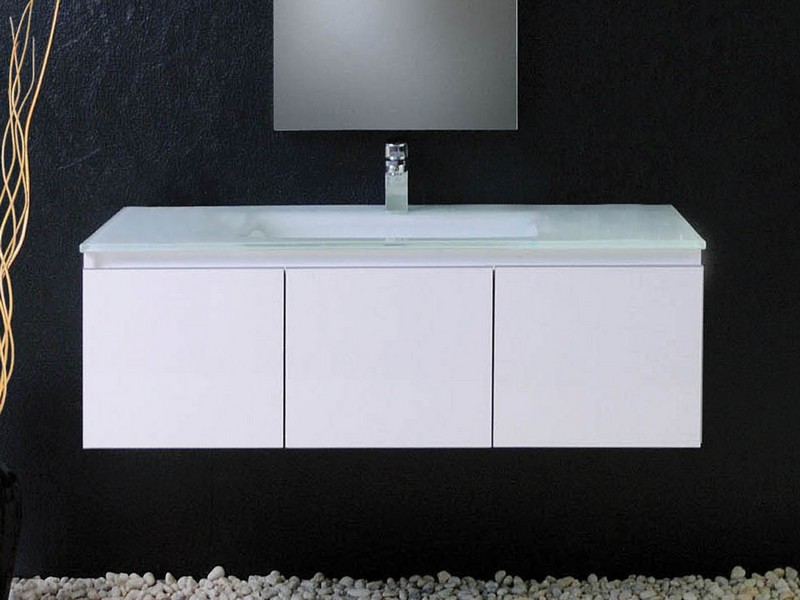 Wall Mounted Bathroom Vanity Units