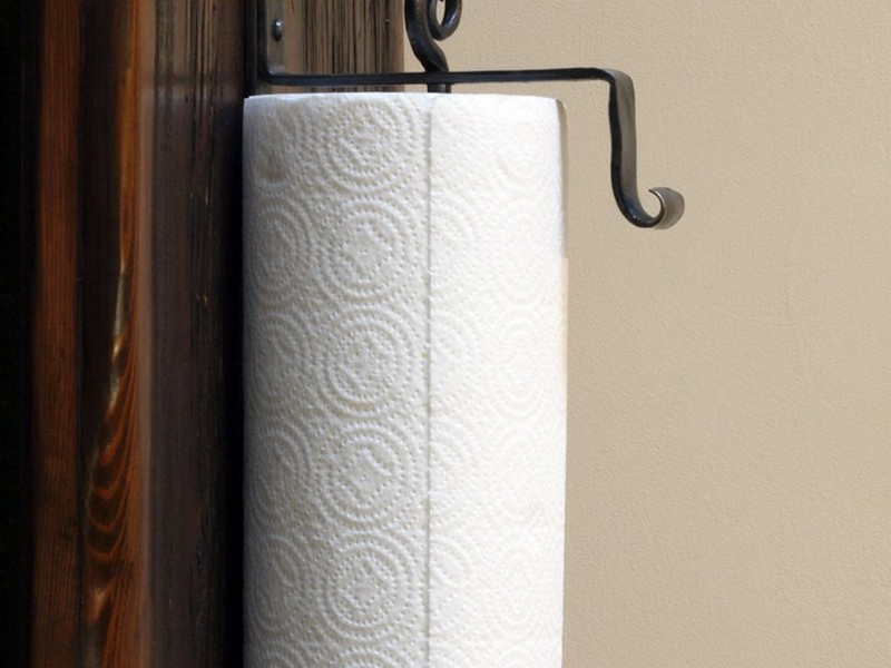 Wall Mounted Towel Holders For Bathrooms