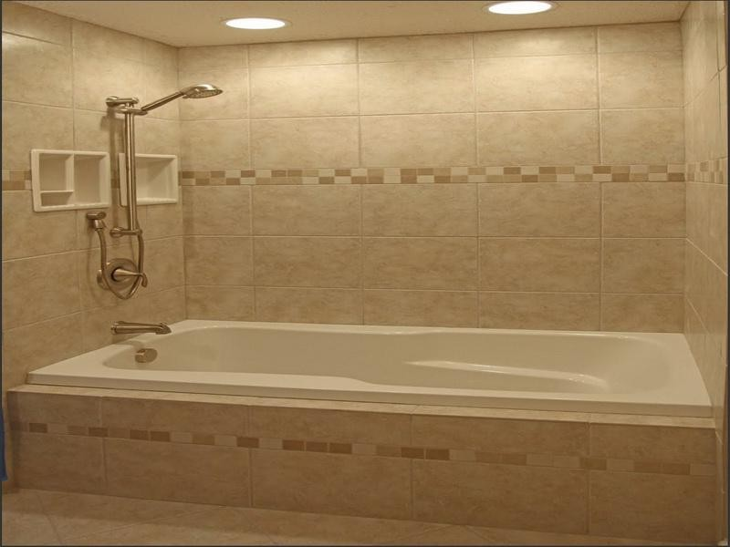 Wall Tile Patterns For Bathrooms