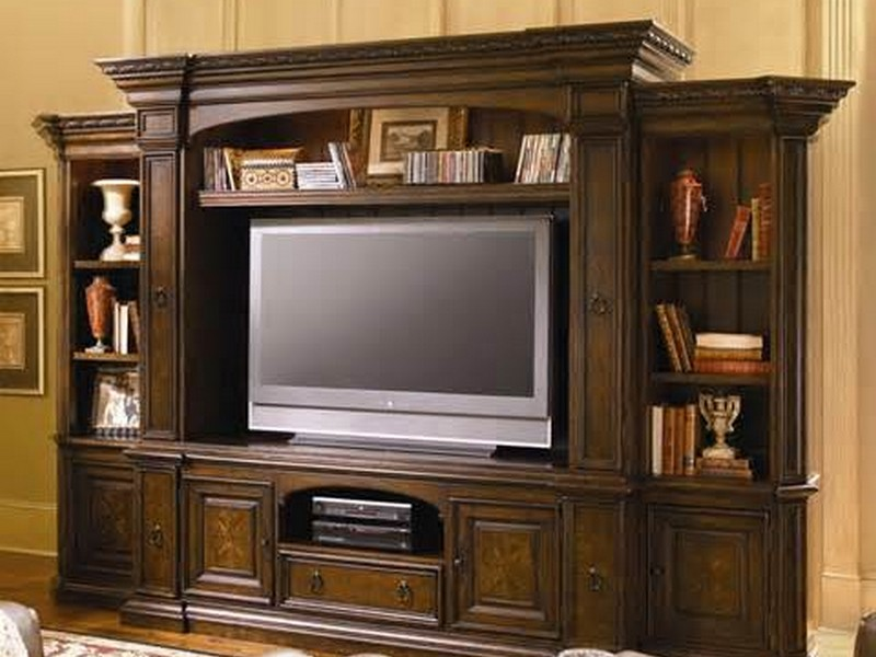Wall Units And Entertainment Centers