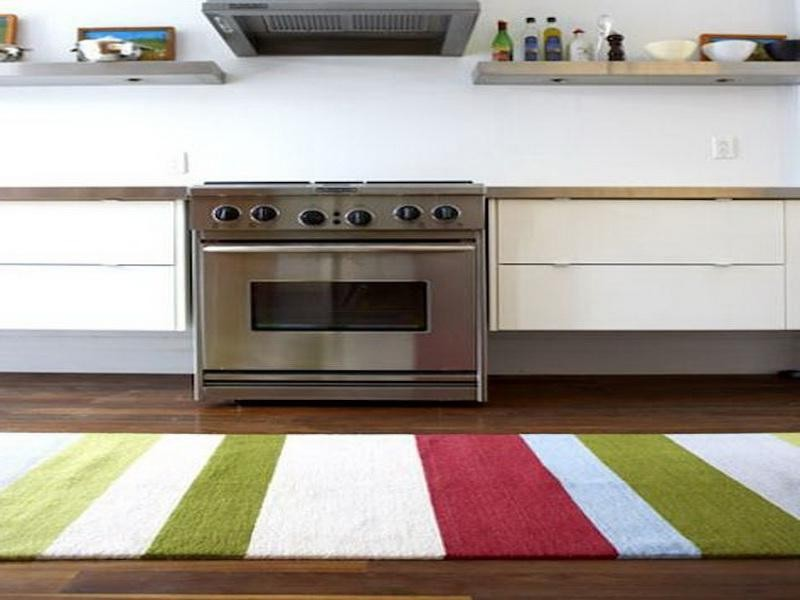 Washable Accent Rugs For Your Kitchen