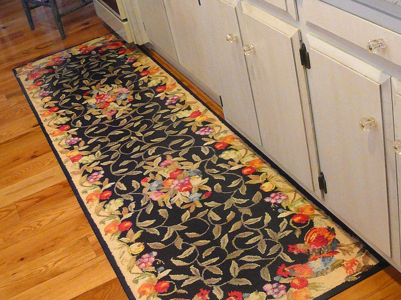 Washable Throw Rugs For Kitchens