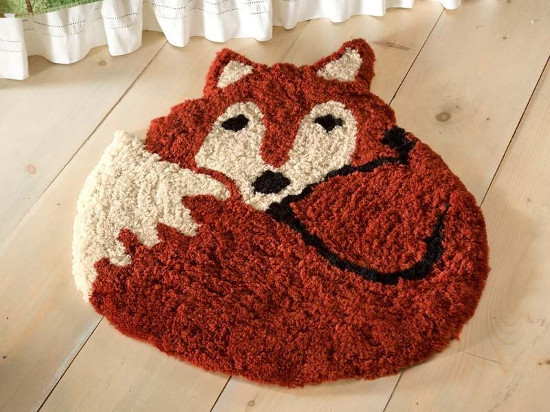 Washable Throw Rugs