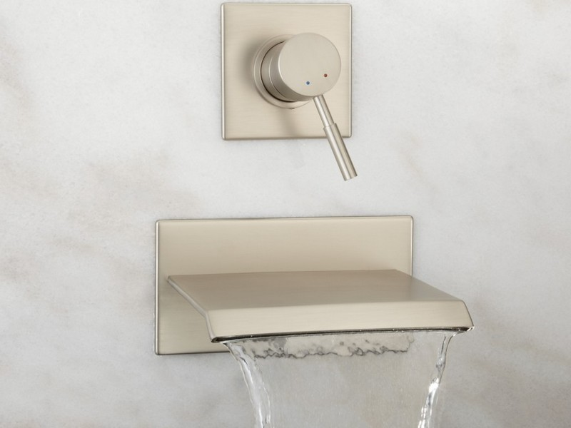 Waterfall Bathroom Faucet Lowes