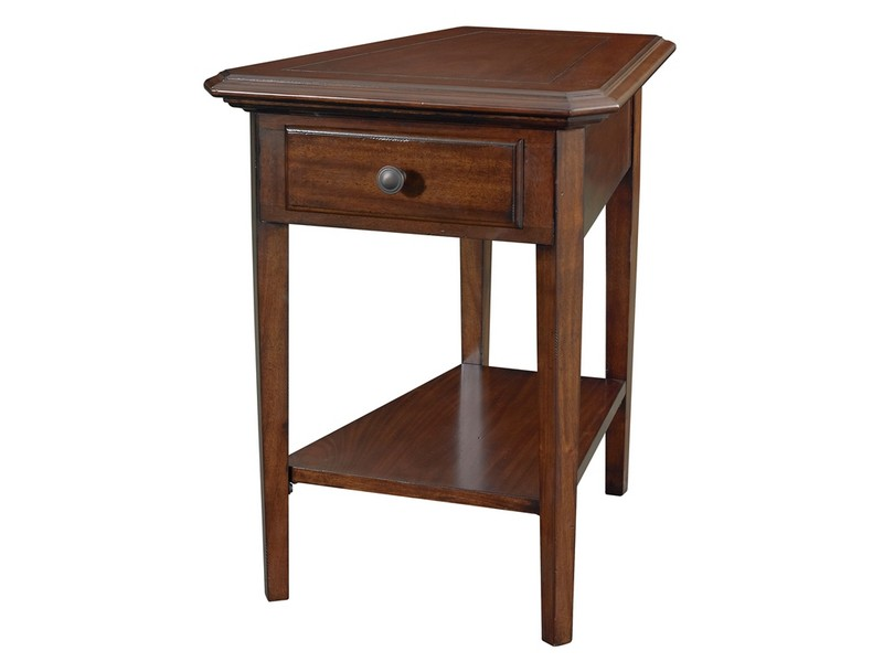 Wedge End Table Canada