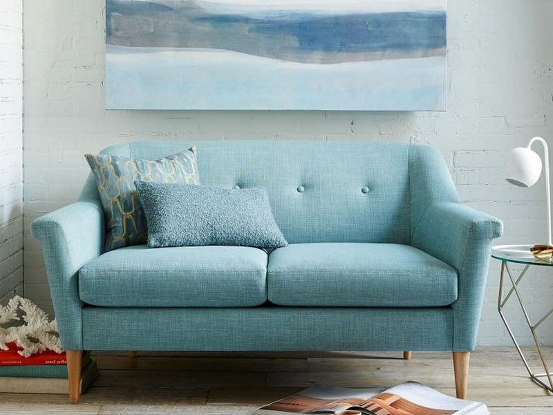 West Elm Loveseat Sleeper