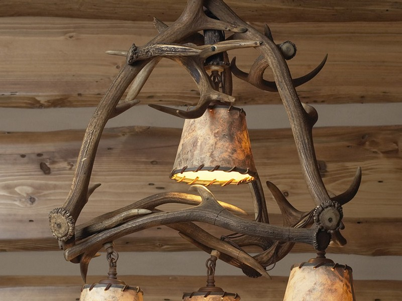 Western Ceiling Light Fixtures