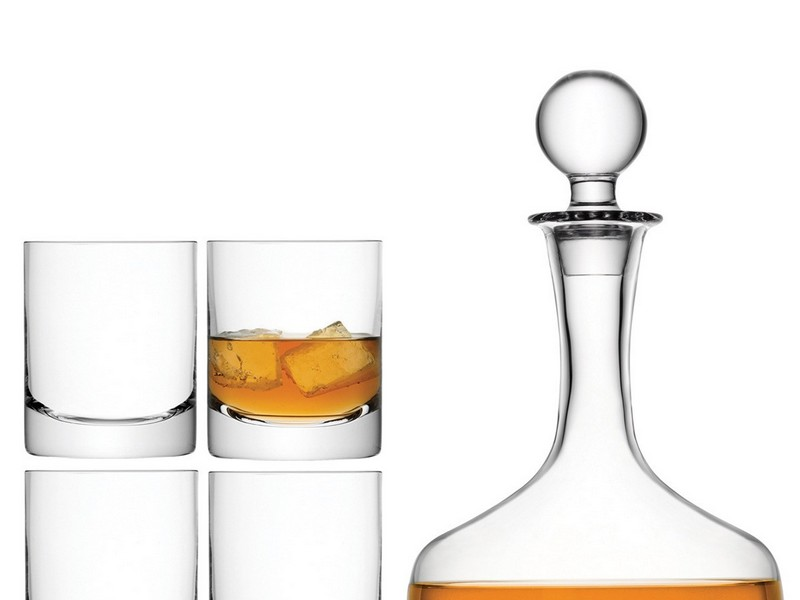 Whisky Decanter Set Uk