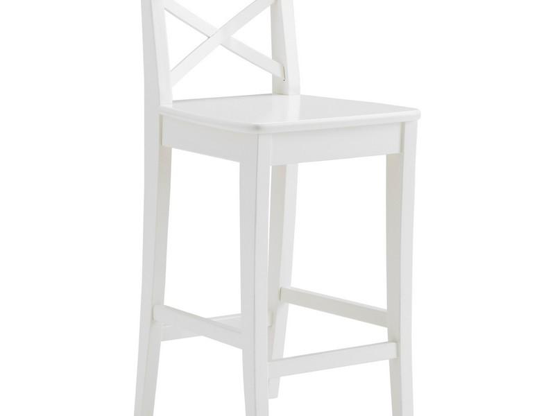 White Bar Stools Ikea