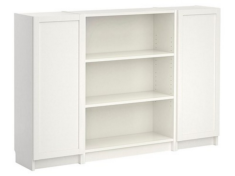 White Bookshelf Ikea